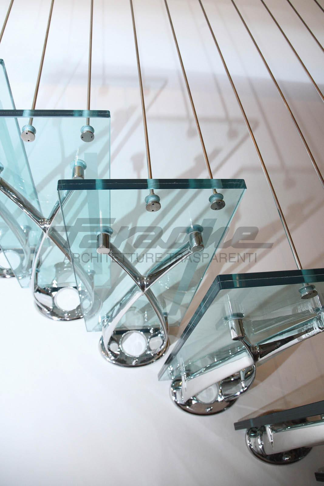 scale acciaio vetro twin