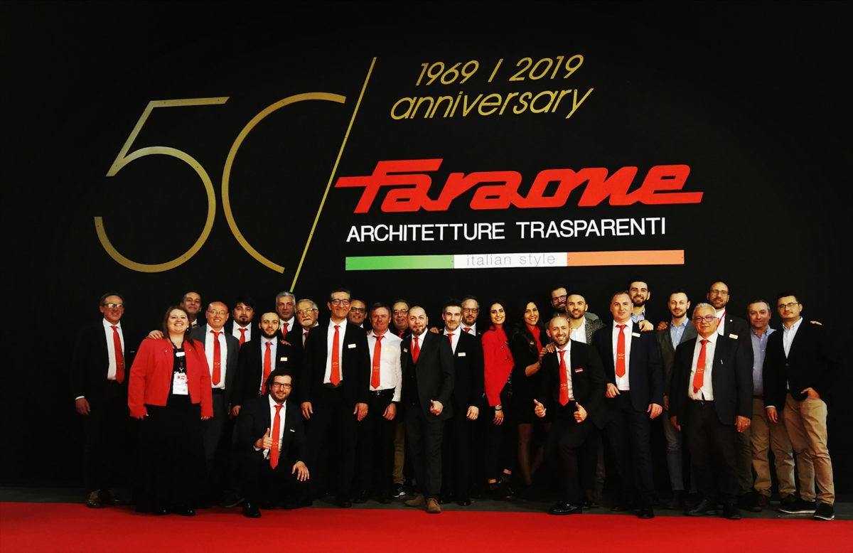 50 anni di Faraone