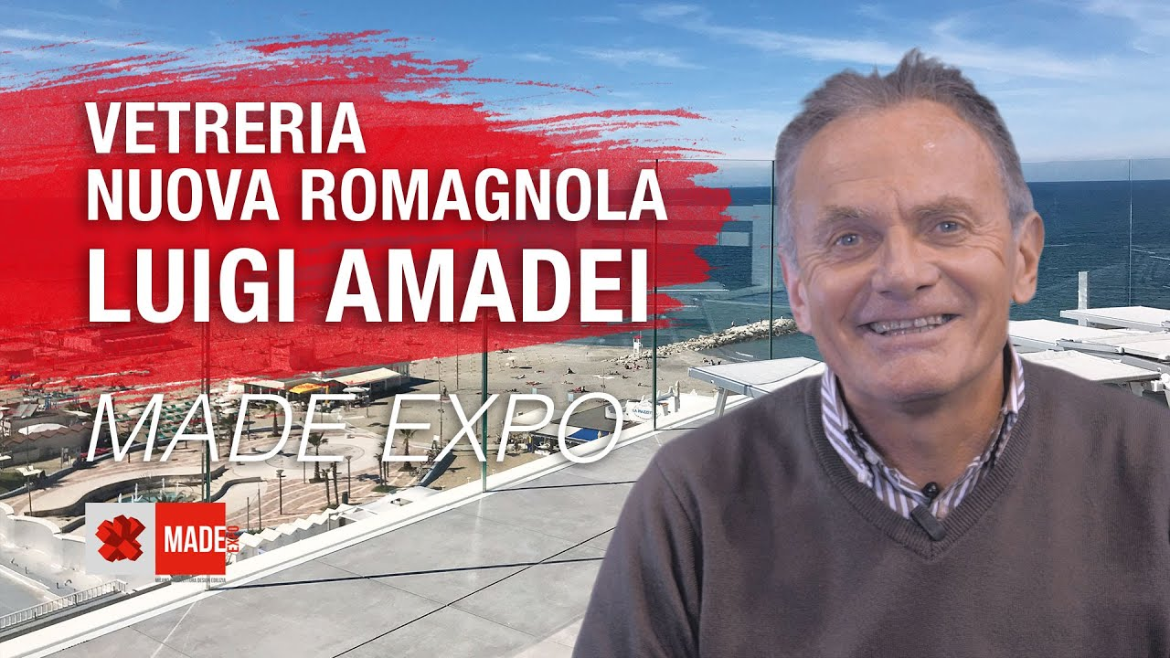 Luigi Amedei - Vetreria Nuova Romagnola